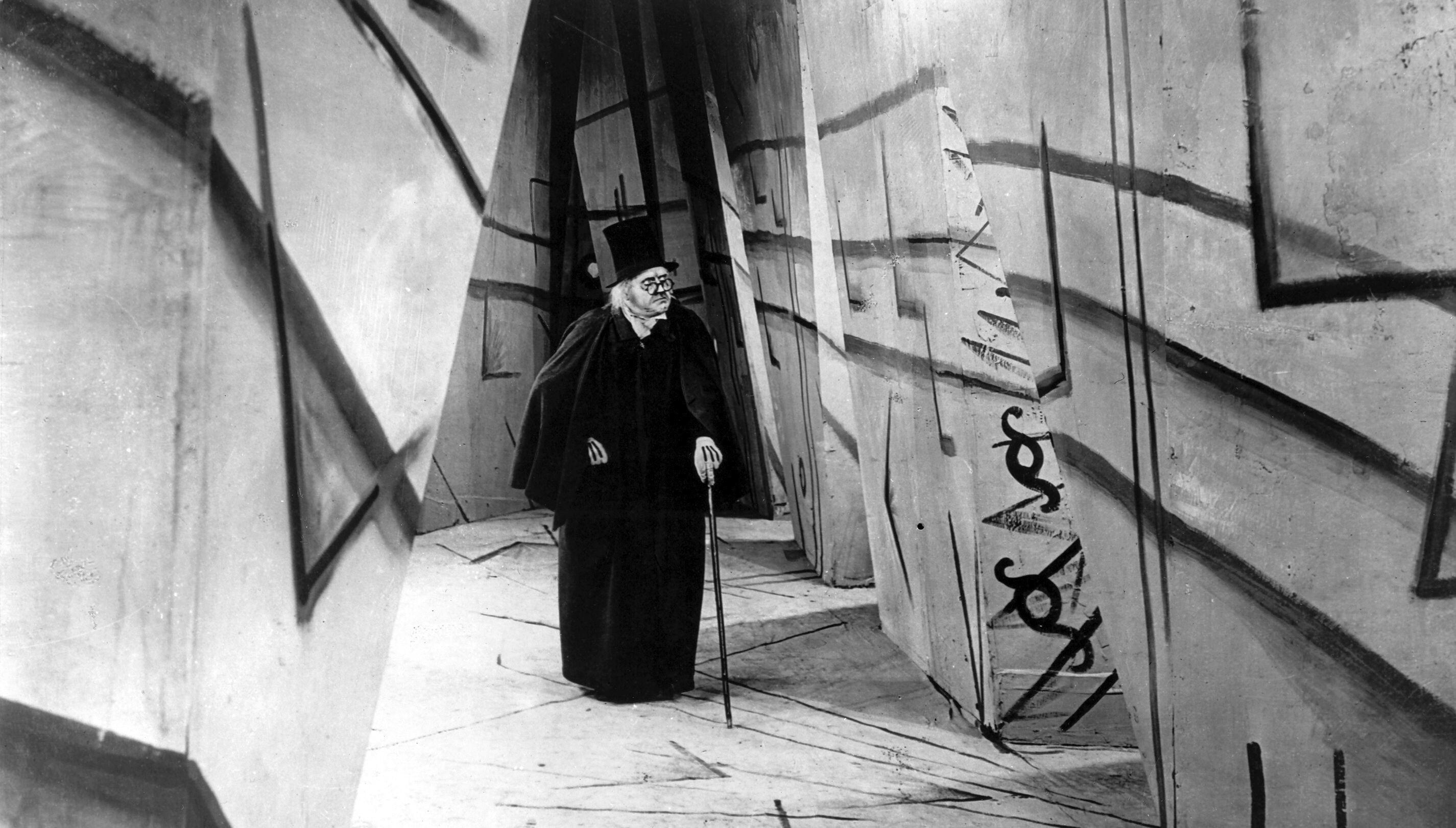 MUSICA MACCHINA – Das Cabinet des Dr. Caligari (Il gabinetto del dr. Caligari)