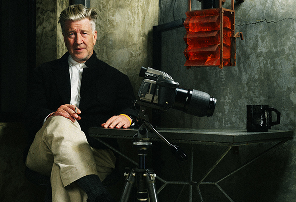 SETTEARTI – David Lynch: The art life