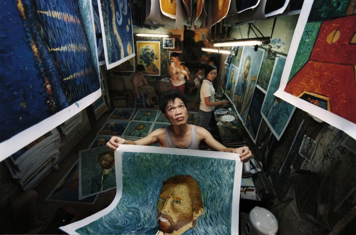 SETTEARTI – Alla ricerca di Van Gogh