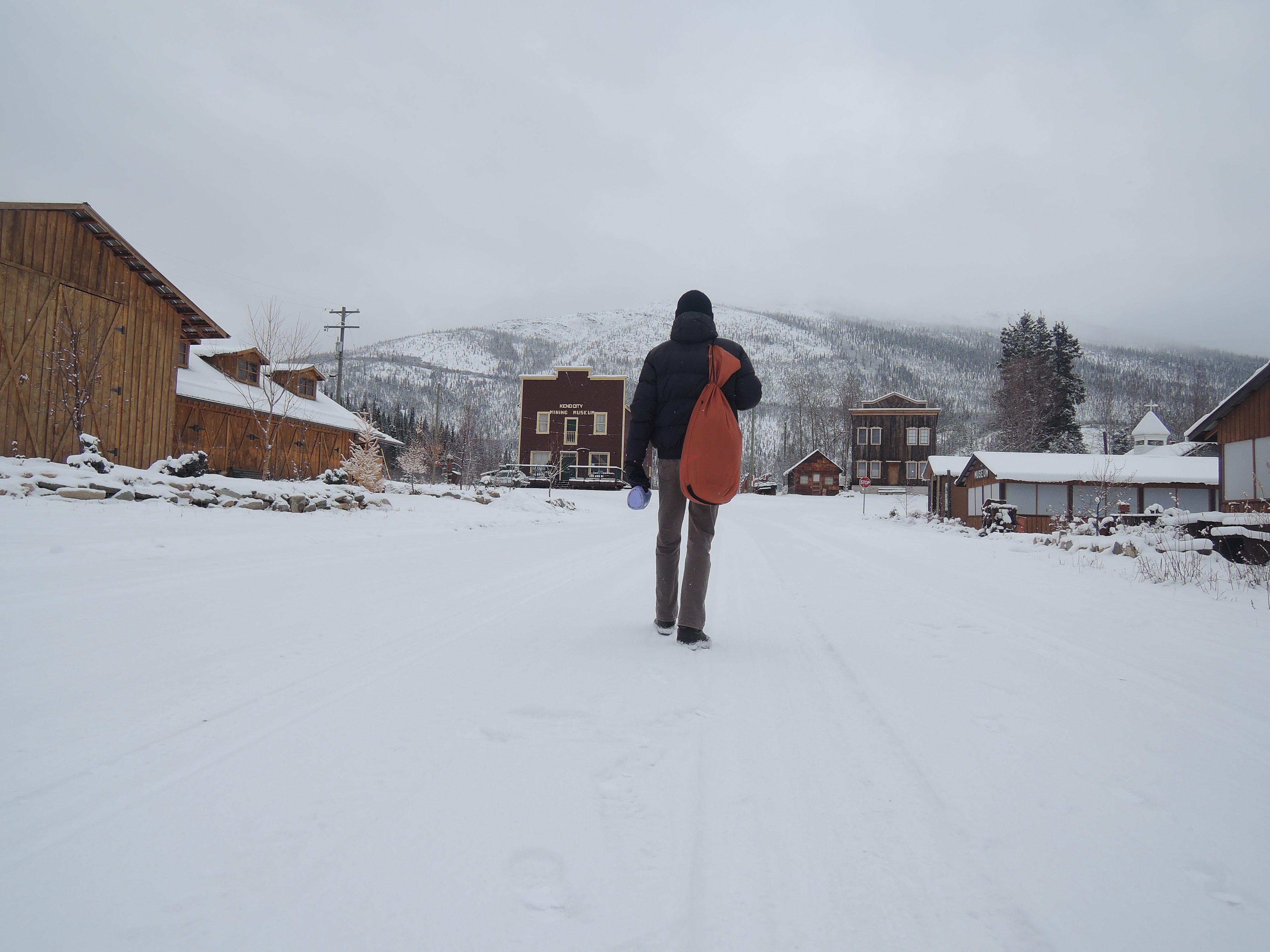 Un inverno a Keno
