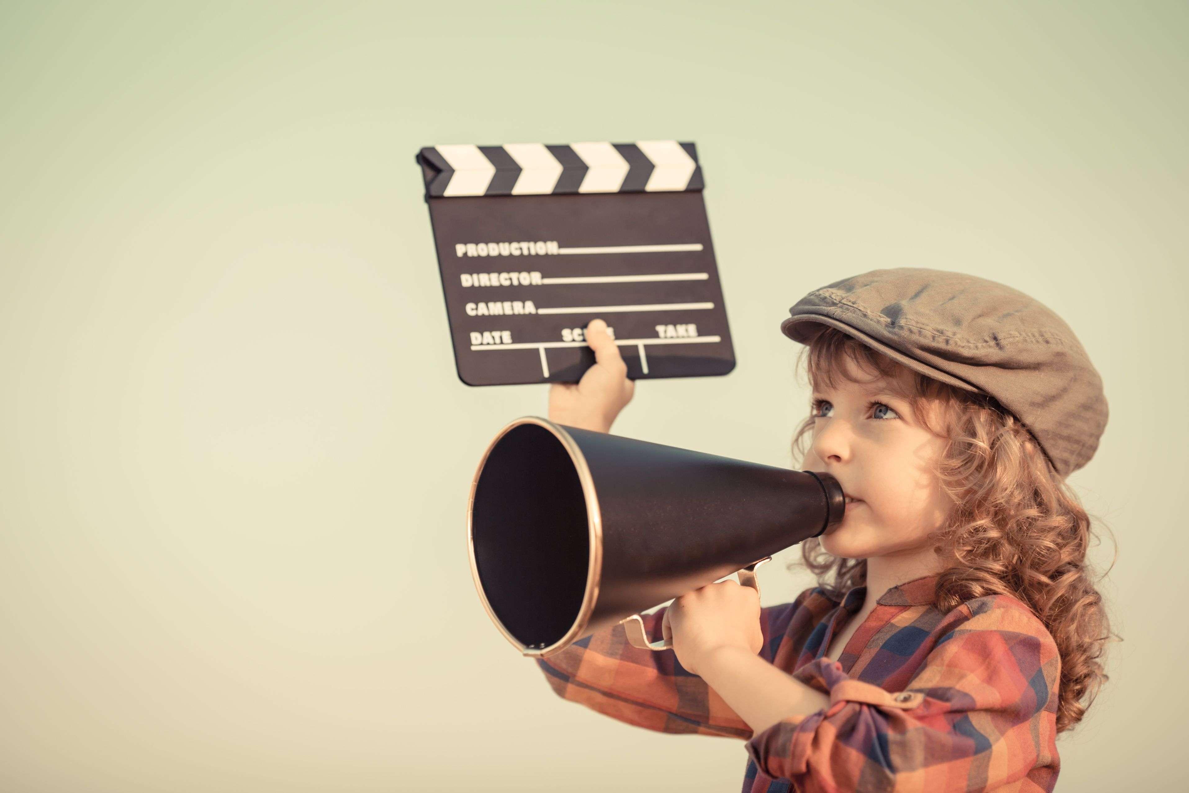 Il gioco del cinema: Attore!