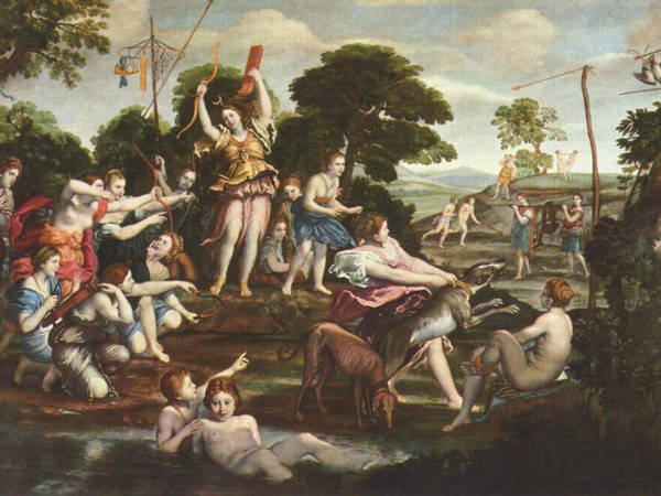 Little Fun Palace: Dalle Metamorfosi di Ovidio