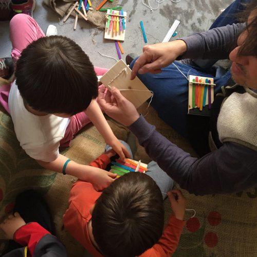 Little Fun Palace- Come costruire e suonare una mbira